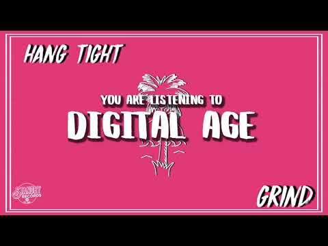 Hang Tight  'Digital Age' (2017 Pop Punk/Skate Punk)