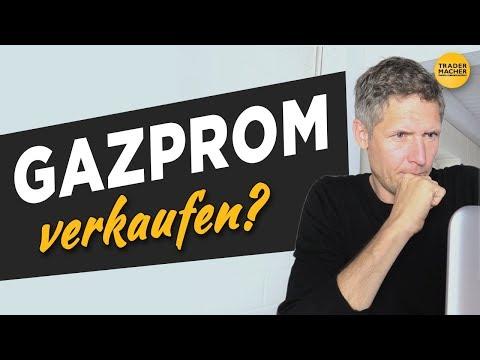 Gazprom: Aktie jetzt verkaufen?