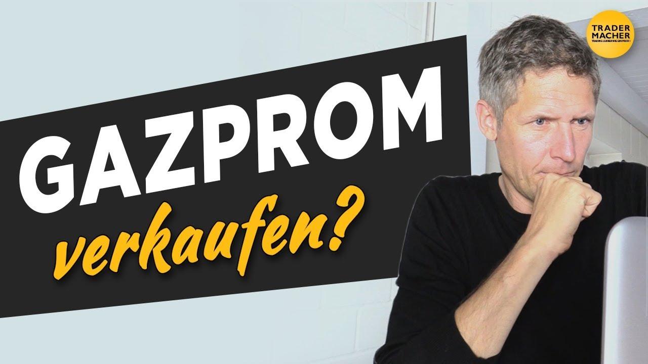 Gaz Prom Aktie