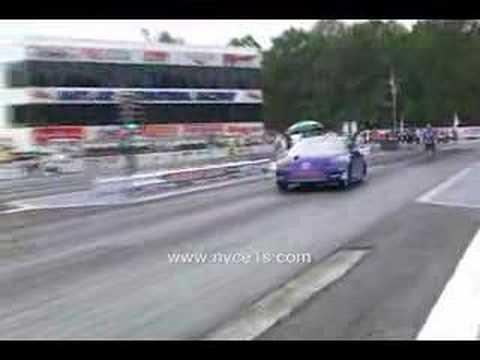 Nyce1s.com.... Dee Karagiannis 7 Second Mazda @ NOPI MIR