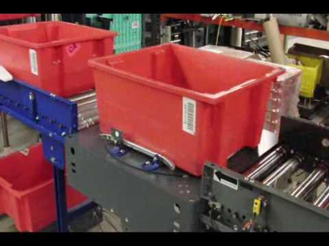 Conveyor Rotating Device