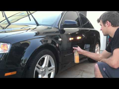 how to fix deep base coat scratches from car