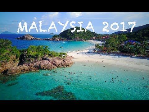 Beautiful Malaysia by Drone
