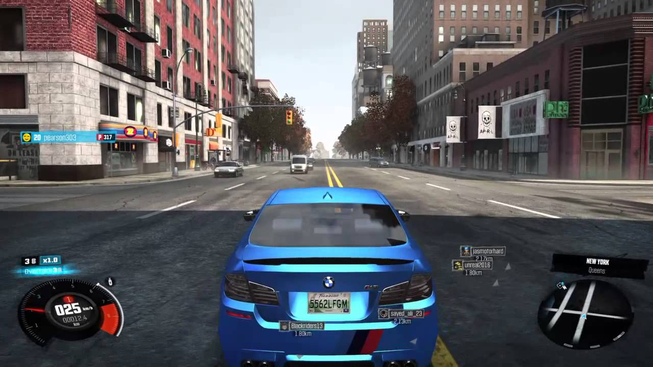 The Crew PS4 Gameplay BMW M5 Perf Car