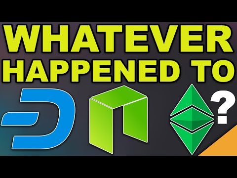 What Happened To These Projects? | DASH, NEO, & ETC Explained
