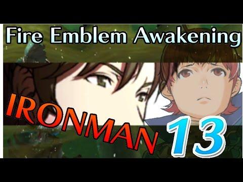 In Memory of Ricken... Fire Emblem Awakening: IRONMAN. Pt.13 Ch.10