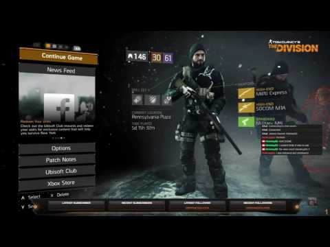 The Division   ( Underground Hype)  TEST RUN