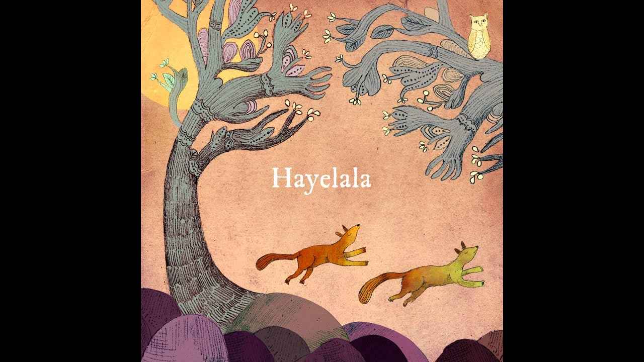 Hayelala - Making the Train