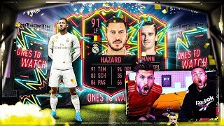 FIFA 20: OTW PACK OPENING + ICON TEAM UPGRADE !!
