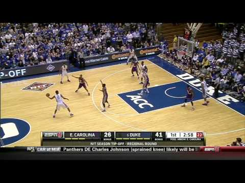 11/19/2013 Duke Blue Devils vs East Carolina Pirates Full Game Mp3