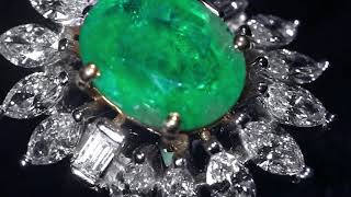 Zoya High Jewellery - Emerald Ring