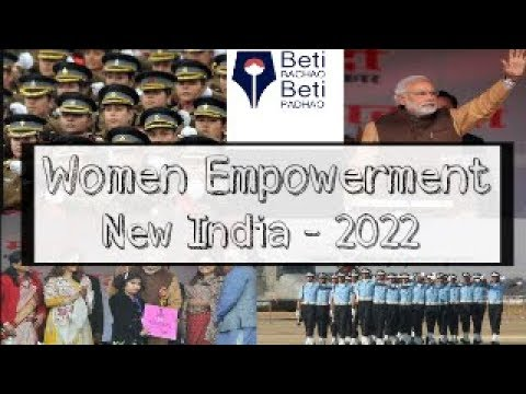 Women Empowerment New India 2022 Current Affairs in Tamil for UPSC