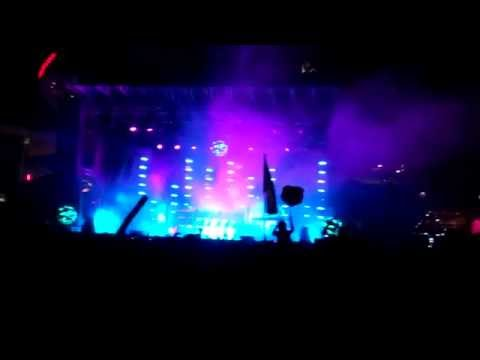 Pretty Lights at Snowball Music Festival 4/5/14 - First Hour