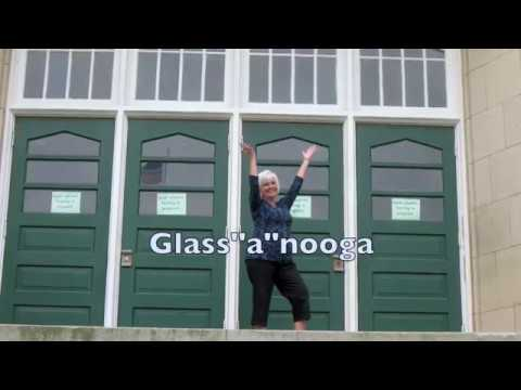 On Location: Glass'a'nooga (by Normal Park Museum Magnet School, Chatanooga, TN)