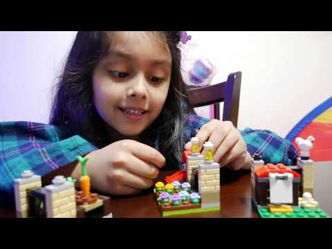 How To Build A LEGO Holiday Easter Egg Set