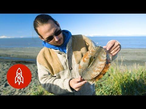 Fins of Fashion: The Alaskan Artist Creating Salmon Skin Stilettos