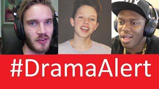PewDiePie vs KSI #DramaAlert Jacob Sartorius - TheDiamondMinecart dantdm