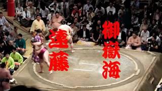 平成30年5月場所6日目 料理動画は、こちら https://www.youtube.com...