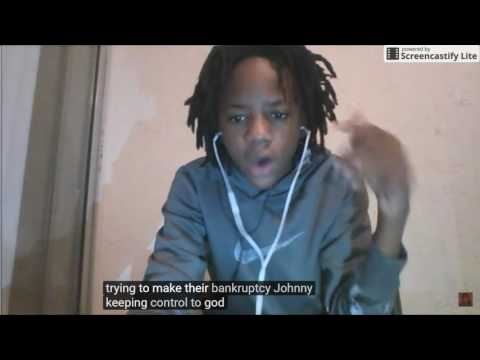 """14 year old rapper KILLS Young M.A.'s """"OOOUUU""""!!!! (REMIX)"""