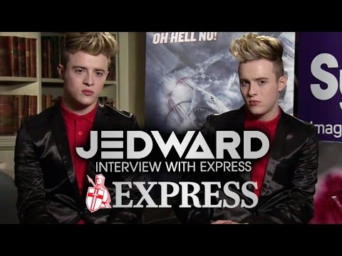 Jedward Interview with Express.co.uk