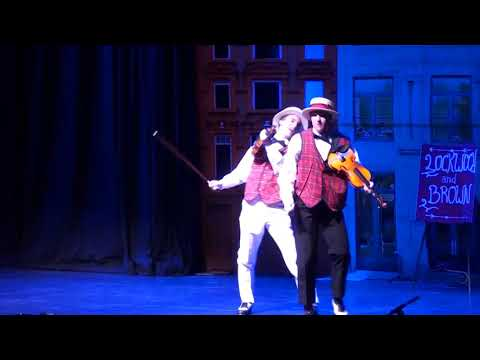 """Singing in the Rain"" (Cast 1) presented by The Audience of One Productions"