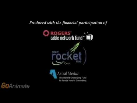 Canadian Television Fund Rogers Cable Network Fund Shaw Rocket Fund Astral Media Canada Logos