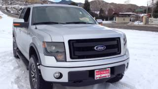 Roush Tuned 2013 Ford F150 FX4