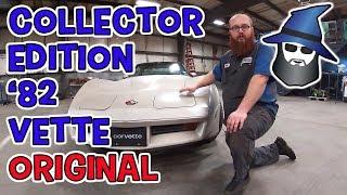 car-wizard-inspects-original-30th-anniversary-1982-collector-edition-corvette