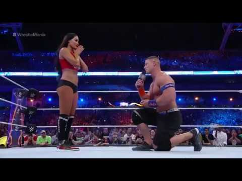 Muskurane Ki Wajah Tum Ho || John Cena & Nikki Bella ||