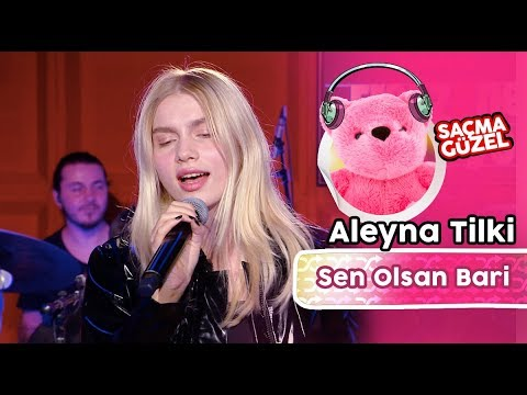 Aleyna Tilki - Sen Olsan Bari | FreeZone Stüdyo'da Shuffle Party | #SaçmaGüzel