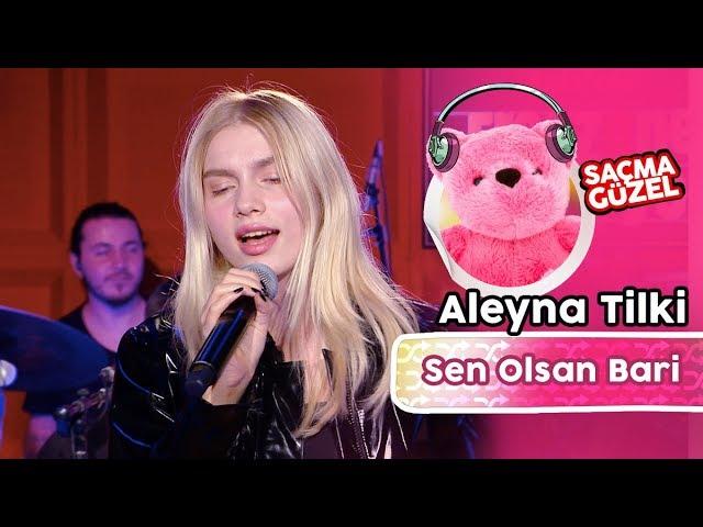 Aleyna Tilki Sen Olsan Bari Freezone Studyo Da Shuffle Party Sacmaguzel Youtube