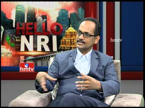 Hello NRI: NRI Ananth Mallavarapu Interview | Indian Culture in America | HMTV
