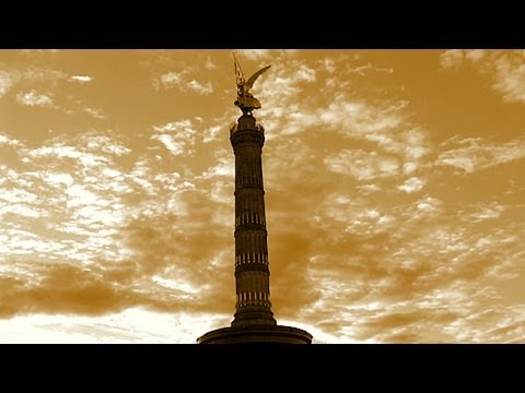 Autumnal Berlin Victory Column