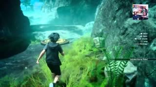 Final Fantasy XV Platinum Demo Quick Play Live