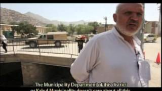 Gap Bezan Youth Documentary 6 -- Ajmal, Kabul River Pollution