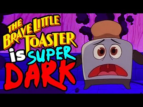 The Brave Little Toaster' Was EVEN DARKER Than You Remember   RUINED