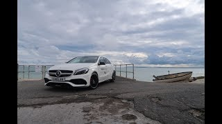 Testdriving the Nolan Speed Mercedes-Benz A45 AMG with RaceChip (471 HP)