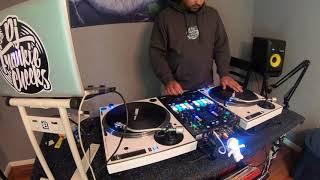 DJ Frankie Cheeks #WHO RUN IT CHALLENGE