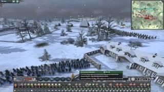 Война и Мир 13 серия. Прохождение Napoleon: Total War за Россию