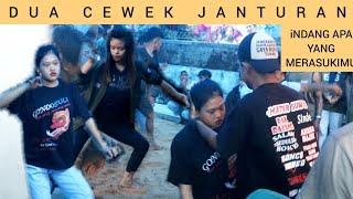 Cewek Cantik Kesurupan Bikin Para Pawang Semangat || Indonesian Mystic Dance