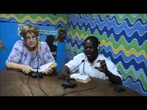 EVANGELISATION A LA RADIO DE BOGANDE, BURKINA FASO