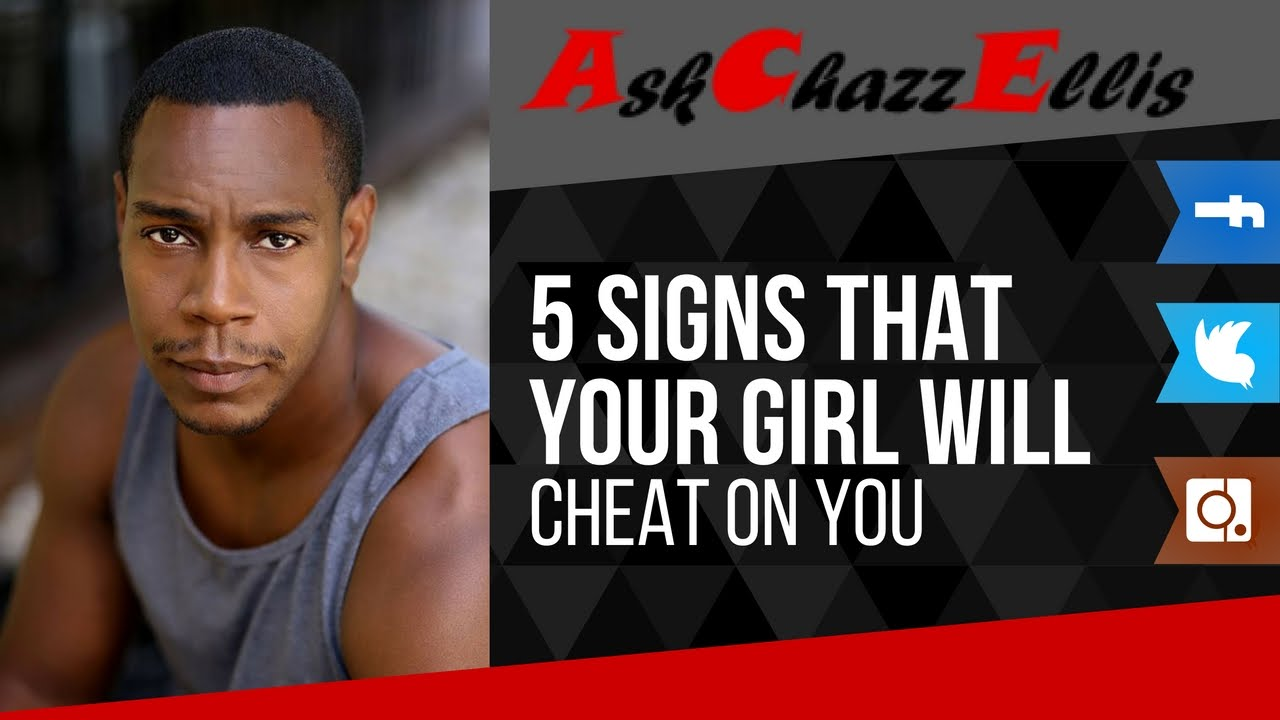 signs she will cheat