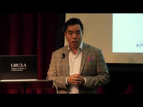 Webcast 33: Danny Le - Doing Business in China: A LMU Alumnus' Firsthand Experience