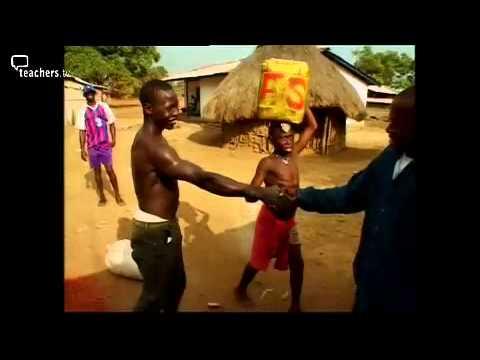 Teachers TV: Child Soldiers in Sierra Leone