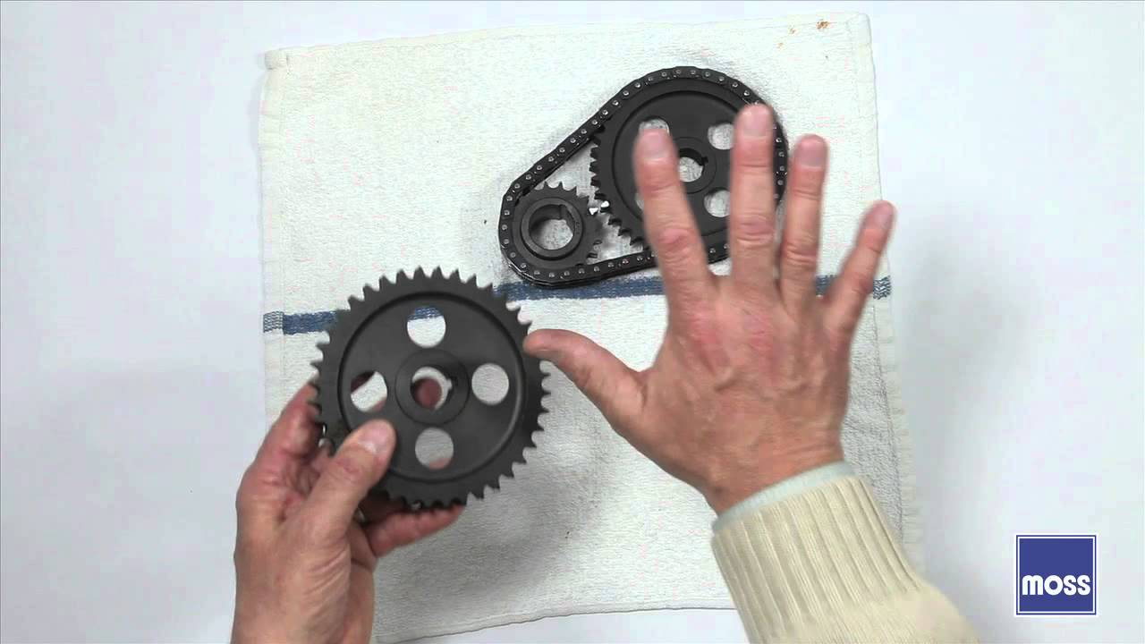Timing Gears Amp Marks Part 1
