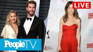 Kristen Wiig Is Engaged, Miley Cyrus Drops New Song After Liam Hemsworth Split | LIVE | PeopleTV
