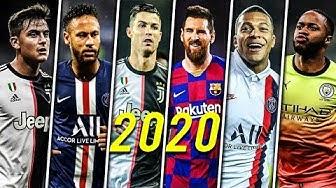 Football Skills Mix 2020 ● Dybala ● Sterling  ● Mbappé ● Ronaldo ● Messi ● Neymar & More HD