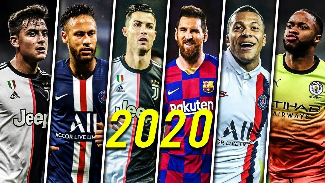 Football Skills Mix 2020 Dybala Sterling Mbappe Ronaldo Messi Neymar More Hd Youtube