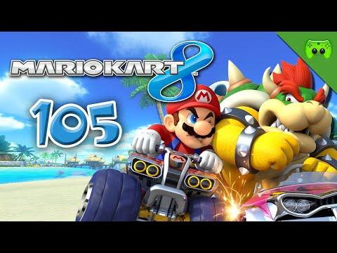 Mario Kart 8 # 105 - Wein wein wein «» Let's Play Mario Kart 8 | HD