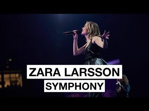 Zara Larsson - Symphony (Highlight) |  The 2017 Nobel Peace Prize Concert